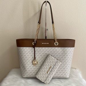 Michael Kors and wallet set